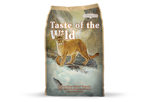 Taste of the Wild Canyon River Grain Free Cat Food