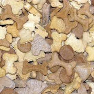 Bulk Dog Biscuits 8oz (Grain and Grain Free)