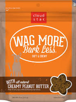 Wag More Soft Treats 6 oz
