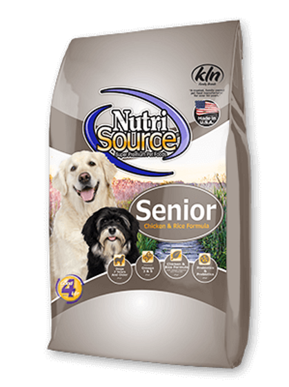 Nutri Source Senior Dog Food
