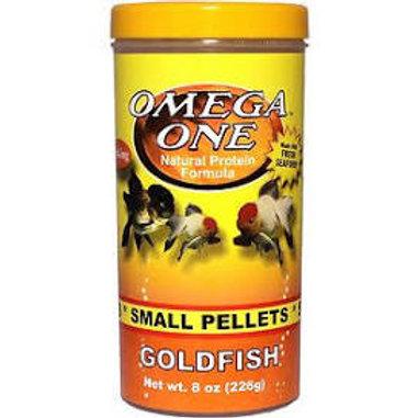 Omega One Goldfish Pellet Fish Food