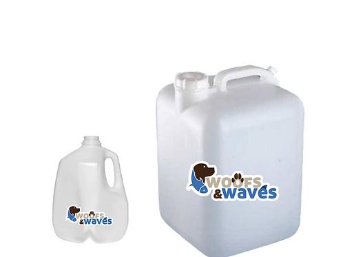 SALT water REFILL - 1 gallon