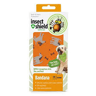 Insect Shield (Flea & Tick Protection) Bandanas & Neck Gaiters