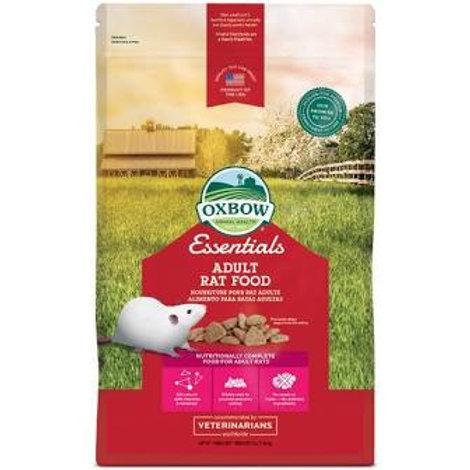 Oxbow Essentials Rat Food 3#