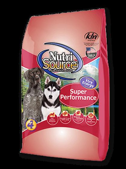 Nutri Source Adult Super Performance Dog Food
