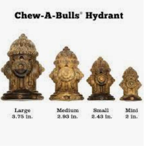 Chew-A-Bulls Dental Chew