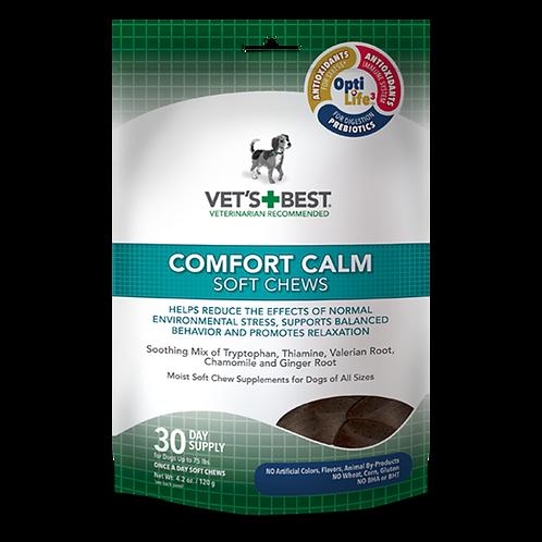 Vets Best Comfort Calm Soft Chew 4.2oz