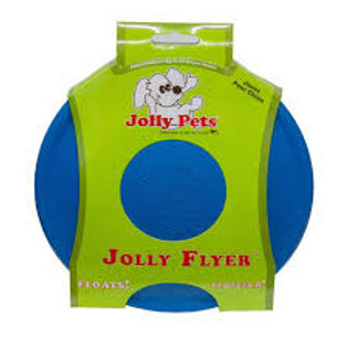"Jolly Flyer 7.5"" Dog Toy"