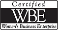 Certifiea WBE Women's Business Enterprise