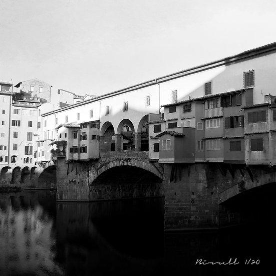 Ponte Vecchio (76x76cm)
