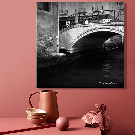 The Bridge (76x76cm)