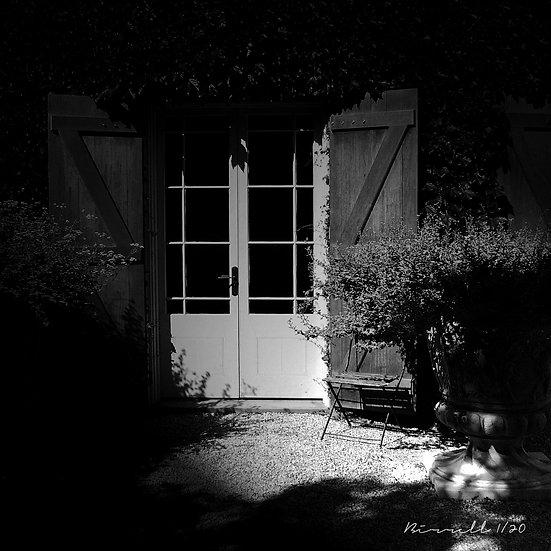 The Cellar Door (76x76cm)