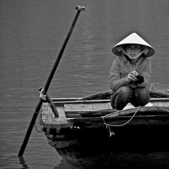 The Boat Girl