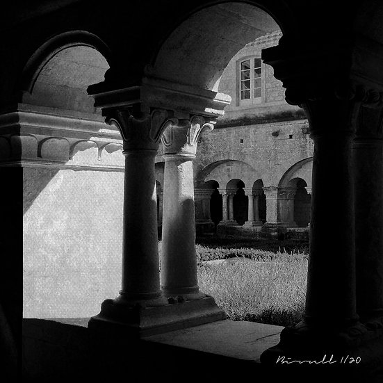 The Abbey (76x76cm)