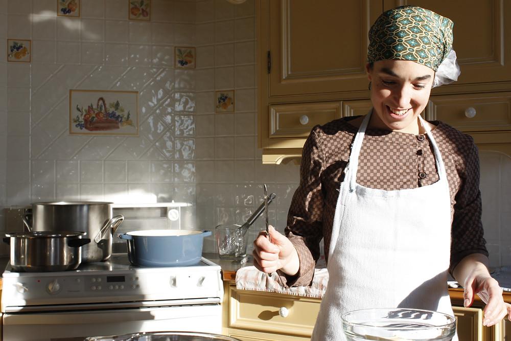 #cuisine #lavande #stsevere #huiledetournesol #tournesol #recette