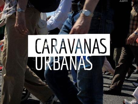 [No ar] Caravanas Urbanas