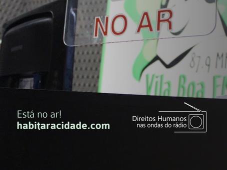 [NO AR] Direitos humanos nas ondas do rádio