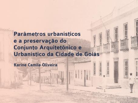 Planejamento e preservação urbana