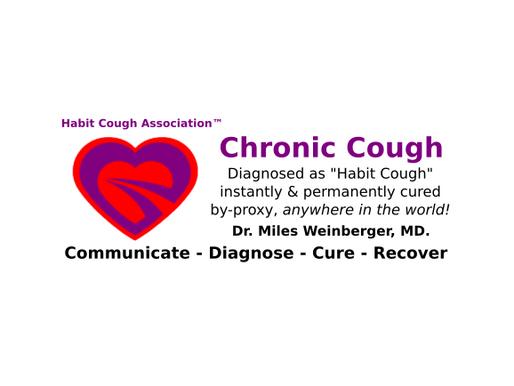 The Habit Cough Association™