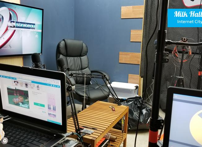 Different view of Studio1 - Stew Smith Studio