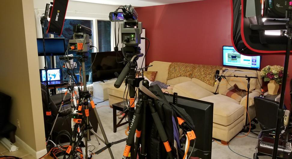 View of Studio 4