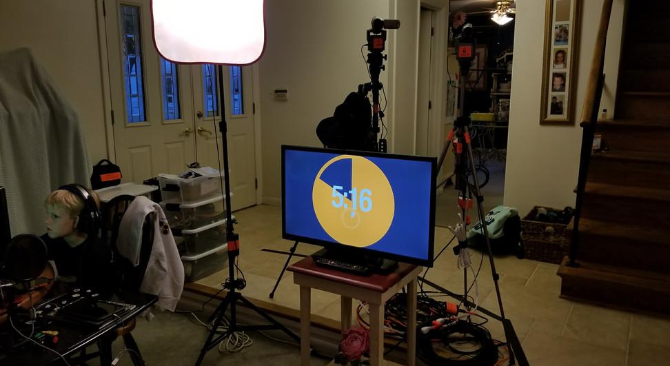 Segment Monitor for Studio 4