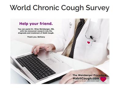 2020 World Acute and Chronic Cough Survey
