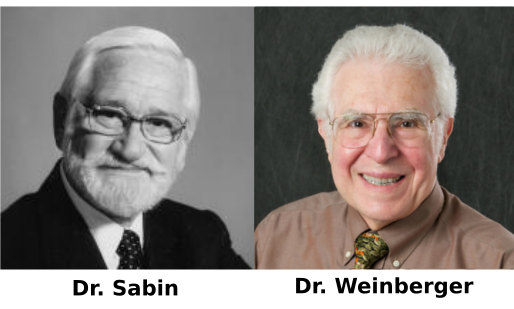 Sabin and Weinberger