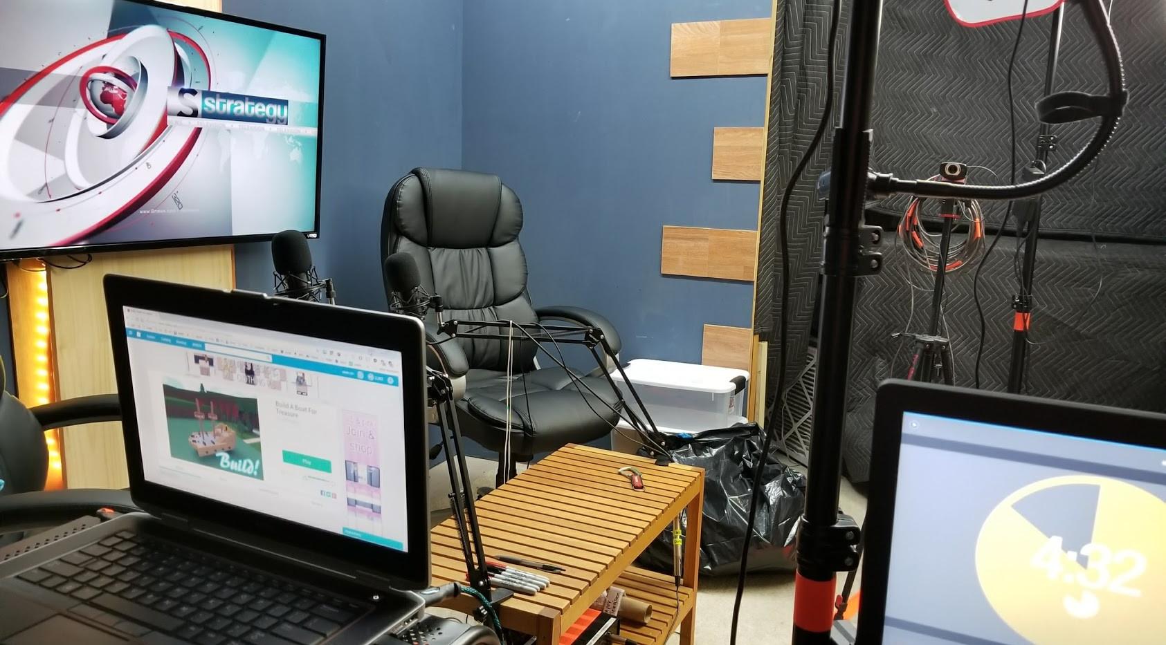 View of Studio 1