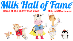 Milk Hall of Fame on Happy Television