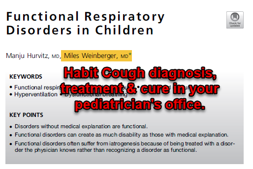 Ask/Tell Your Pediatrician - Pediatric Clinics (Journal) Peer Reviewed and Published Manuscript