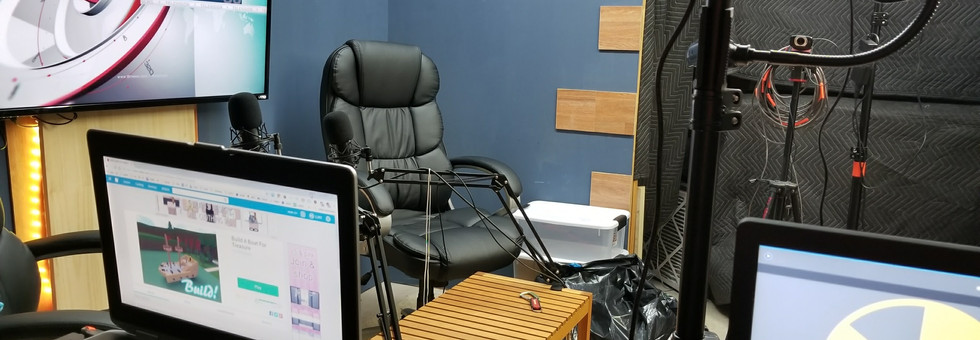 View From Director's Chair