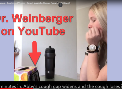 NSW, Australia - 5 Years of Horror Cough - Cured in 5 Minutes on Video. Back in school! Hooray!