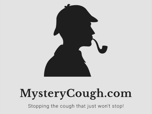 MysteryCough.com - Mystery cured!