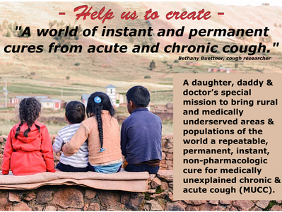 Eradicate Chronic Cough in Rural and Medically Underserved Areas of the World