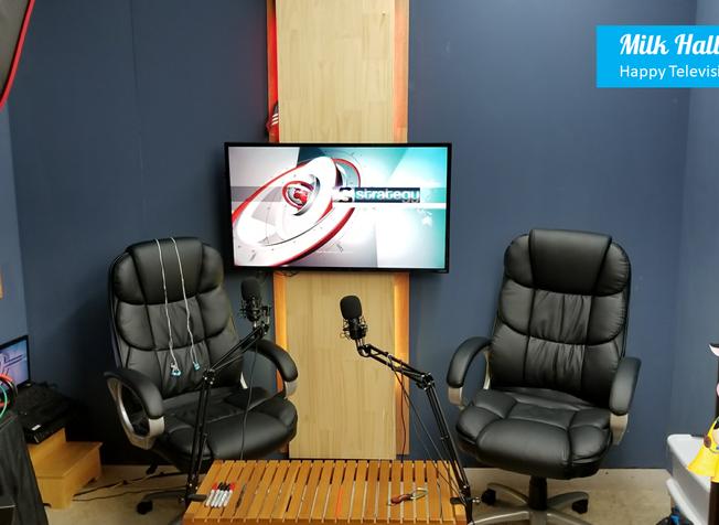 Studio 1. Home of Strategy Television - Stew Smith Studio