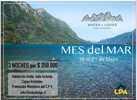 Promoción Andes Lodge