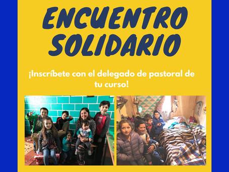 Encuentros Solidarios
