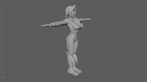 Helikia high poly