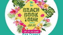 Beach Book Tour 2018 : 4 auteurs, 4 styles