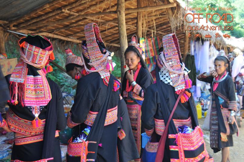 luang namtha, phongsaly, ethnicities, ethnic encounters, hike laos, trekking laos