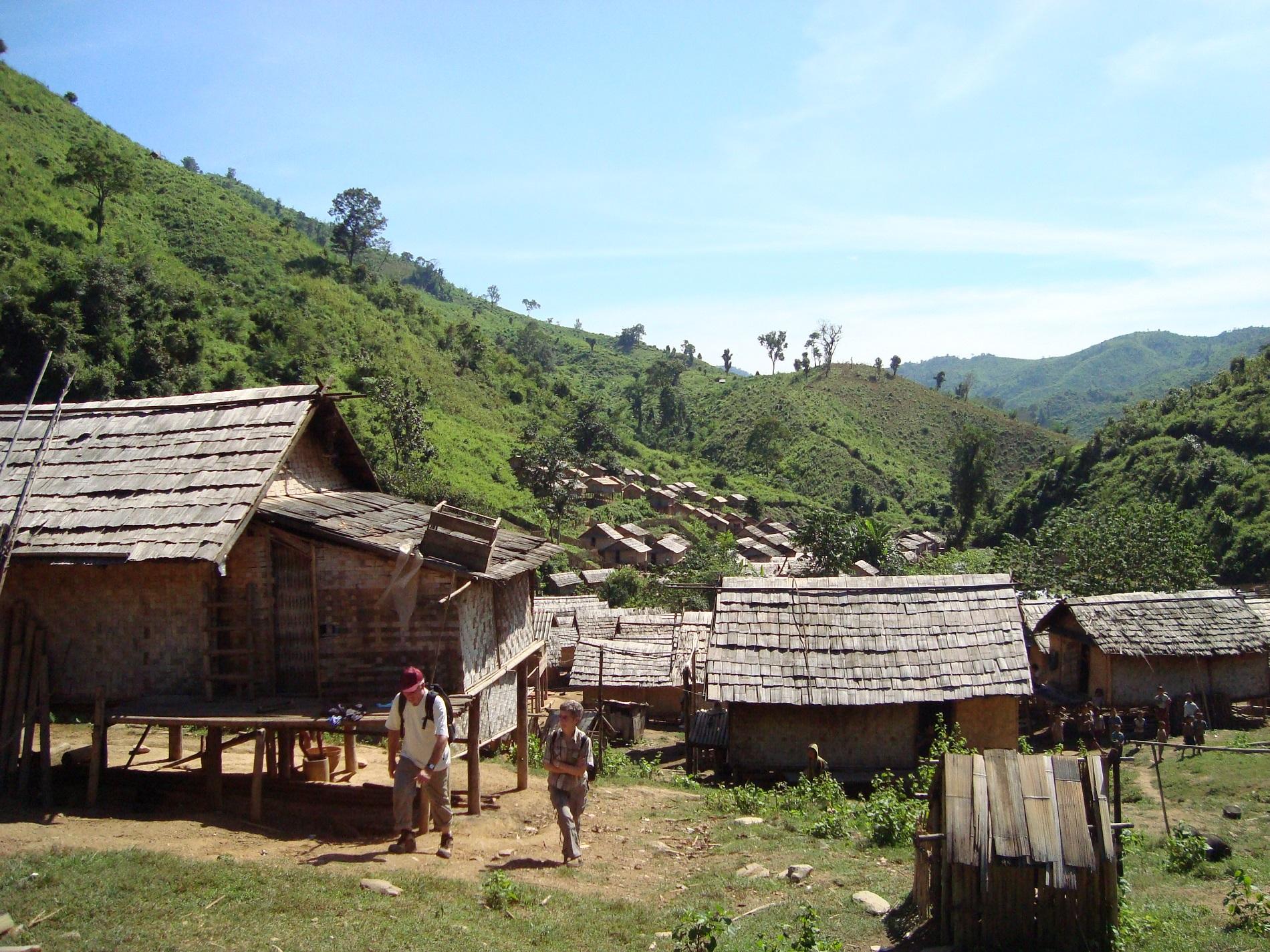 Trip in Laos Off road Laos Adventure