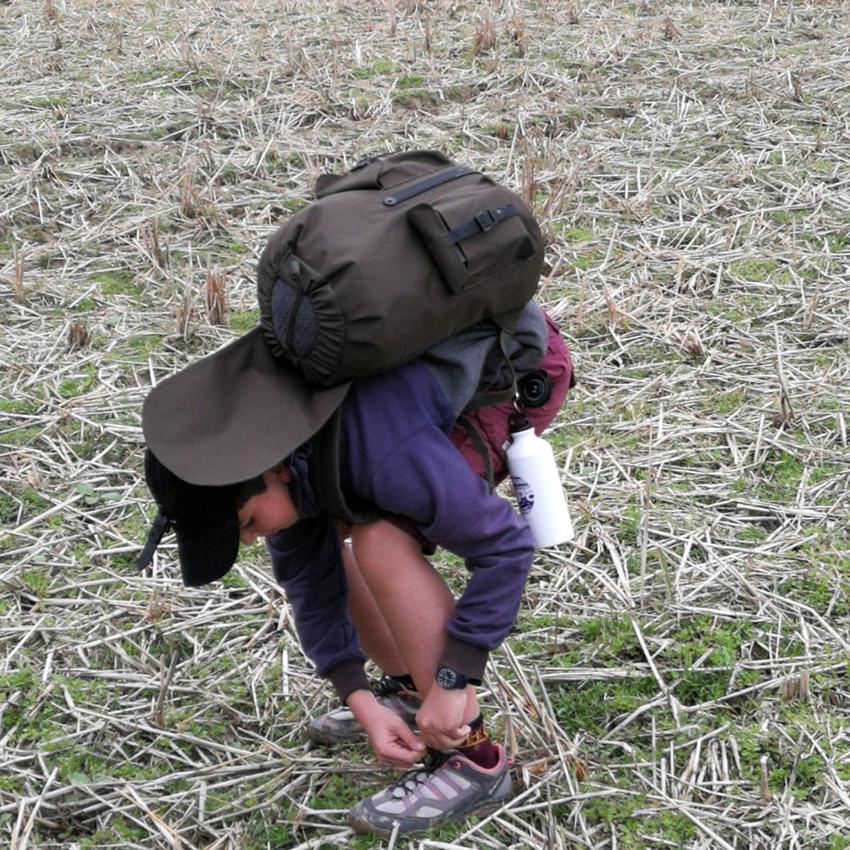 rando, randonnée, rizières, laos