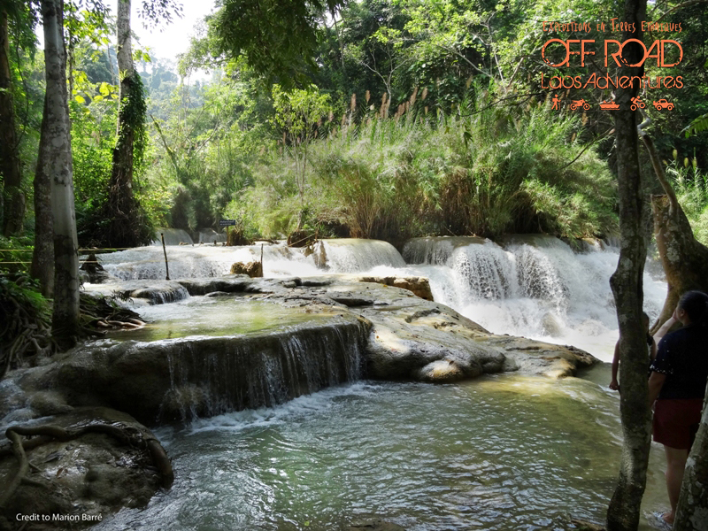 kuangsi, waterfall laos, luangprabang, luang prabang, must-see laos, laos trip