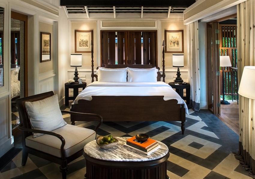 luxury hotel luang prabang, luxury accommodation laos, hotel laos