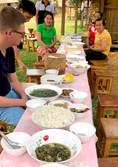 Repas au village - Enfants du Laos