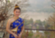 Laotian woman - ORLA Tours
