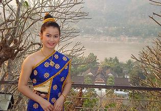 Laotian woman - ORLA Tours