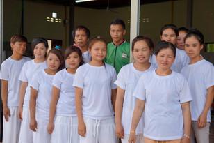 Luang Prabang, professional laundry, laundry, industrial laundry
