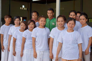 Luang Prabang, professional laundry, laundry, industrial laundry